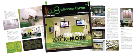 Full Office Refurbishment Case Study - Wilkinson Byrne